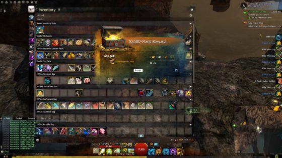 Guild Wars 2 - 10,500 Achievement Points