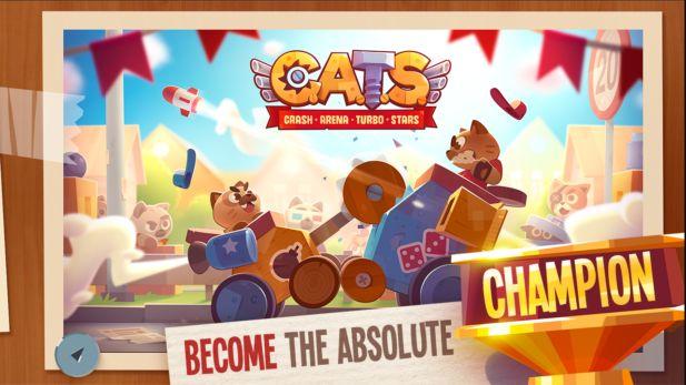 C.A.T.S: Crash Arena Turbo Stars