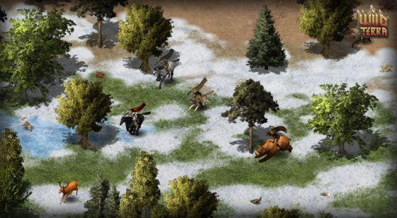 Wild Terra Online Steam Game Giveaway
