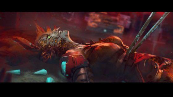 Guild Wars 2 - Corrupted Scarlet