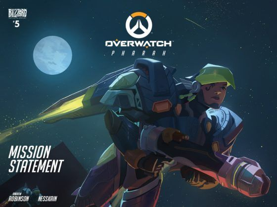 Play of the Fortnight: Overwatch Lore - Comics