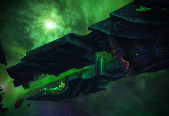 world of warcraft legendary items