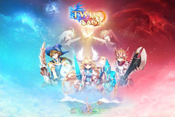 Twin Saga Newcomer Package Giveaway