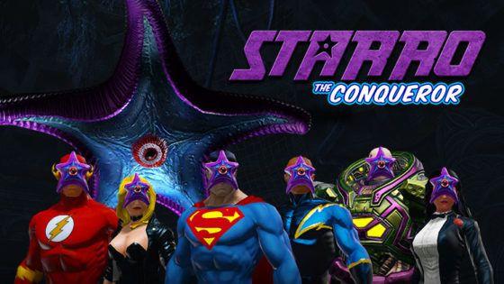 starro the conqueror event