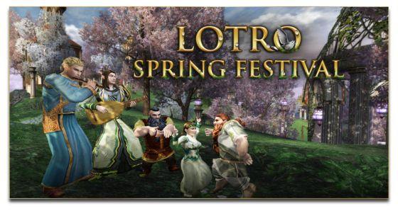 lotro's spring festival