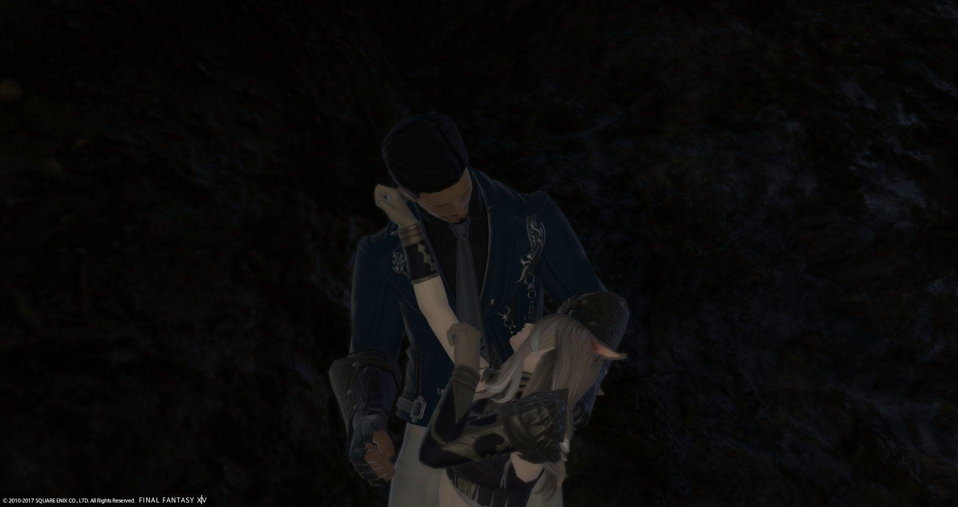 Echoes of Eorzea: FFXIV Screenshot Tutorial - Group Pose