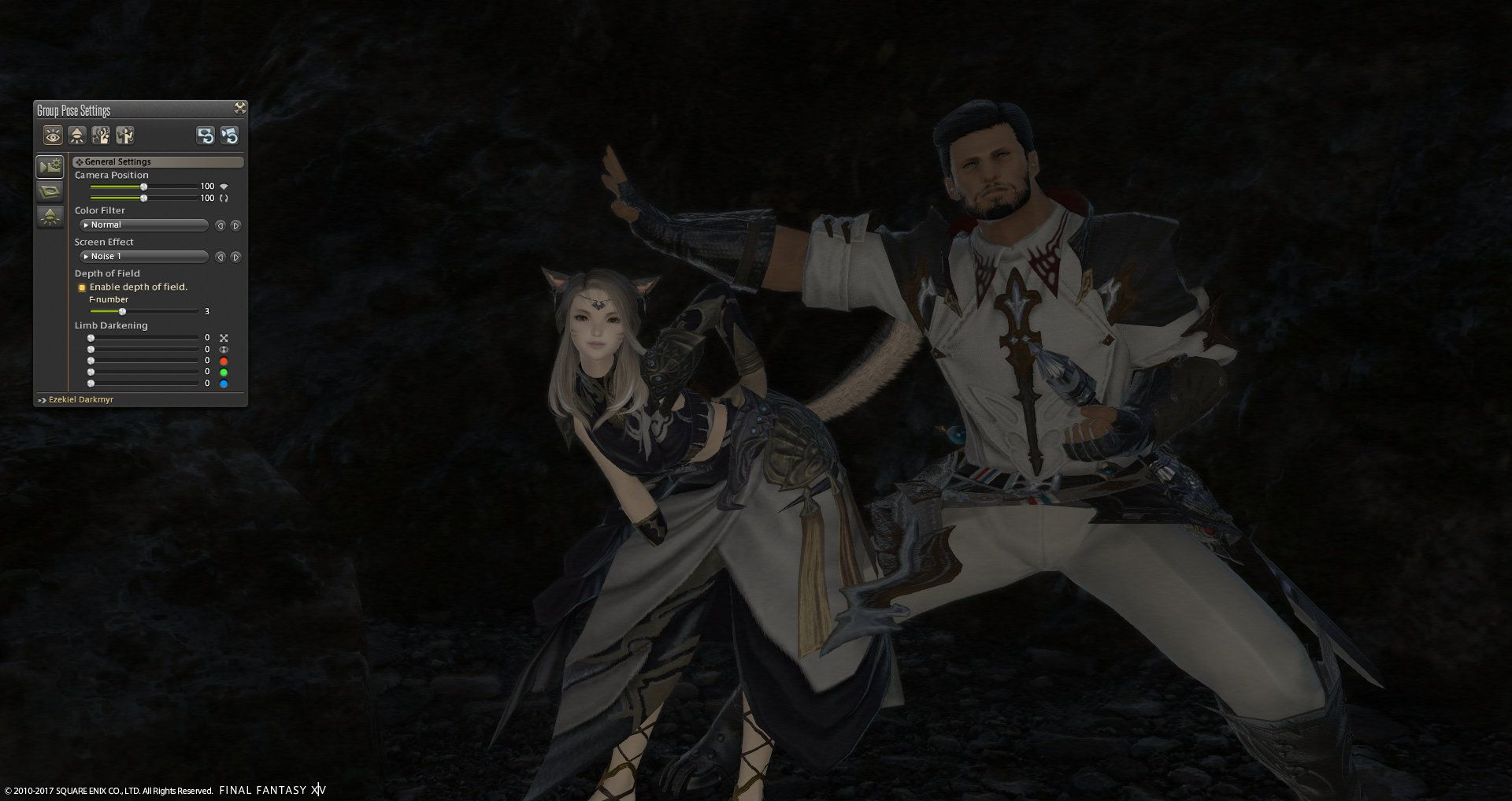 Echoes of Eorzea: FFXIV Screenshot Tutorial - Group Pose