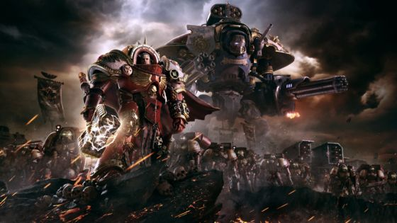 Dawn of War 3 Review - Space Marines