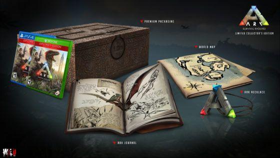 ark survival evolved official release date