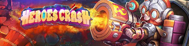Heroes Crash Novice Gift Pack Giveaway