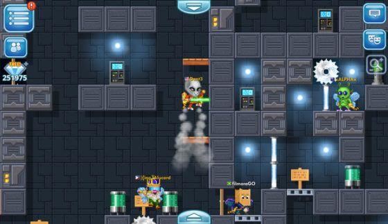 Pixel Worlds - MMOGames com