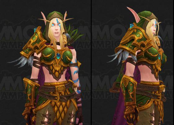 World of Warcraft 7.3 PTR