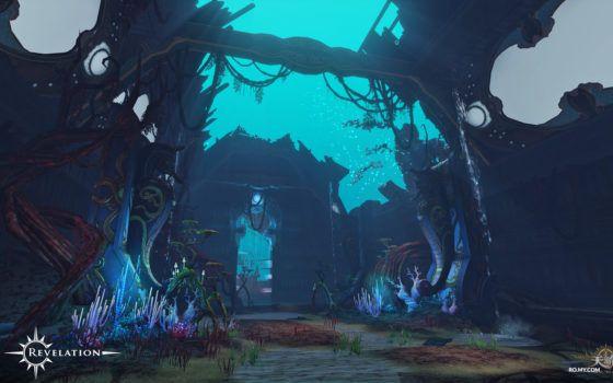revelation-online-new-dungeon-the-sunken-galleon-pirate-ship Dungeon The Sunken Galleon