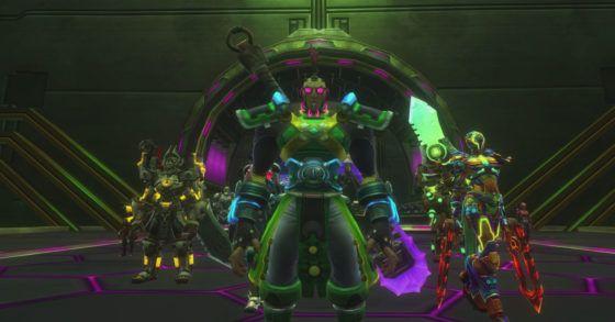 wildstar prime raid