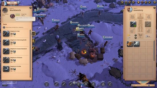 Albion Online MMO Aggregate