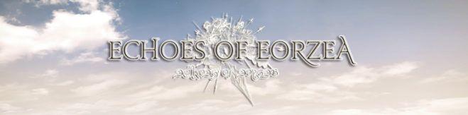final fantasy xiv ffxiv echoes of eorzea header