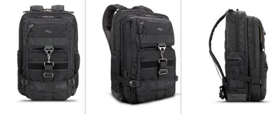 Solo Altitude Backpack 2