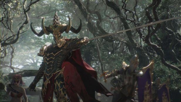 Total War: Warhammer II Dark Elves Video
