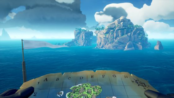 sea of thieves riddle quests