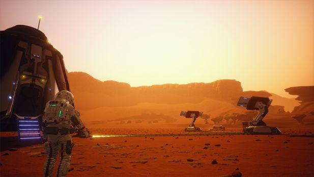 JCB Pioneer: Mars