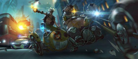 Overwatch Gamescom 2017 - New Map Reveal