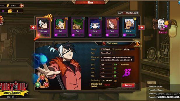 Fairy Tail: Hero's Journey