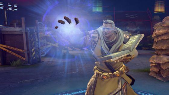 Master X Master Titus Natium Defense Line