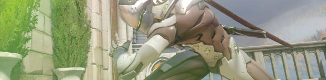 Overwatch Quick Play vs Competitive - Genji Needs Healing