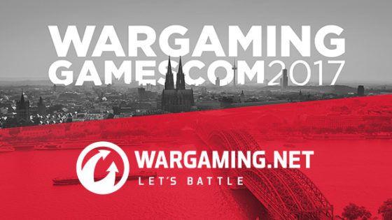 Wargaming gamescom 2017