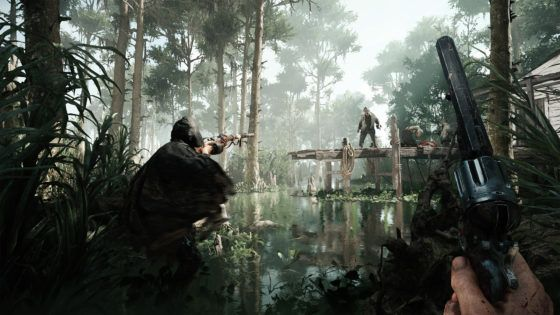 hunt: showdown announcement