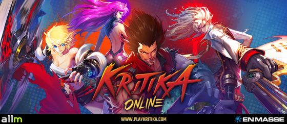 Kritika Online Steam Launch Pack Giveaway