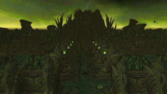 The Black Temple Timewalking