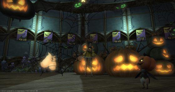 MMO Halloween