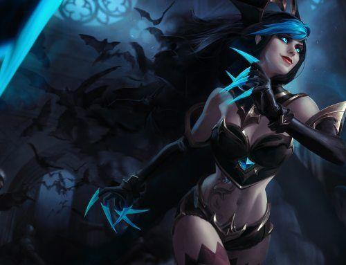 League of Legends Champion Rework