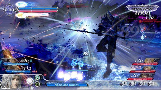 Dissidia: Final Fantasy NT
