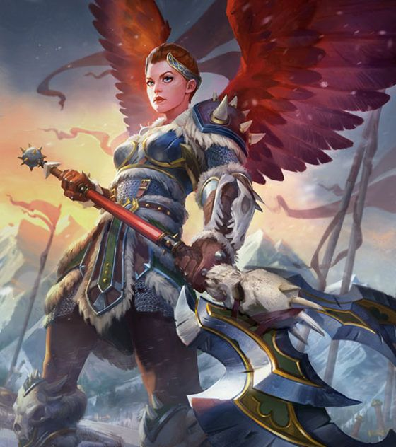 Second Chance SMITE RPG Adventure Harbinger Nike Giveaway