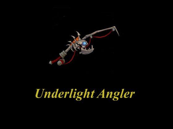 Obtain the Underlight Angler