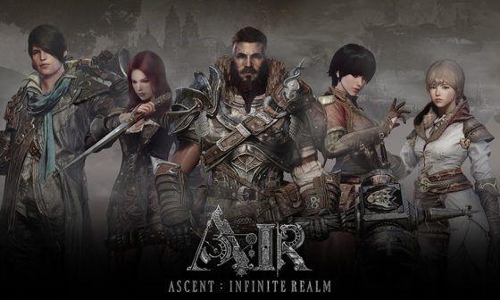 ascent: infinite realm korean closed beta