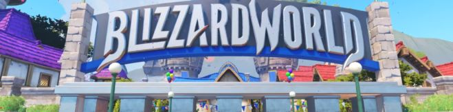 Overwatch Blizzard World Map Gets A Release Date Mmogames Com
