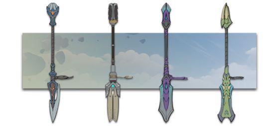 dauntless chain blades build