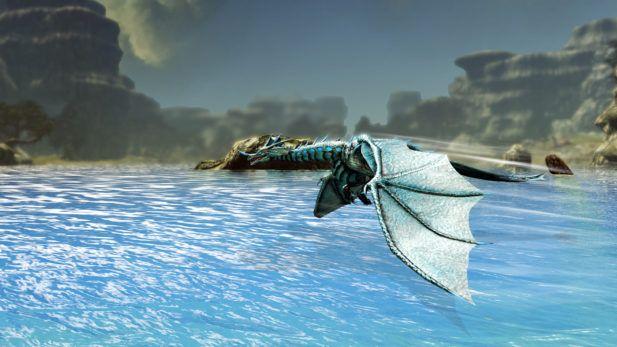 Savage Hunt - Dragon's Prophet