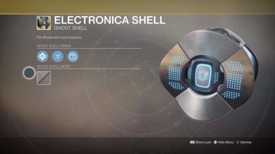 destiny 2 electronica shell