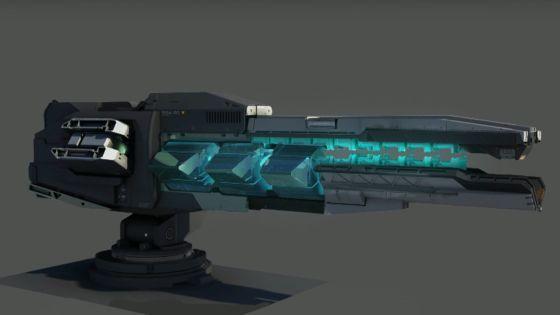 Elite Dangerous Beyond - New Weapons