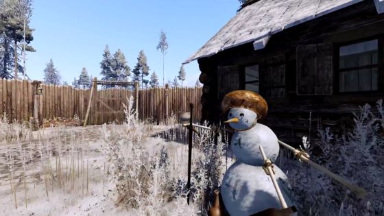 life is feudal holiday video