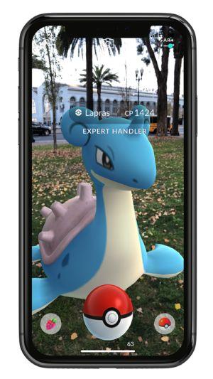 pokemon go ar features