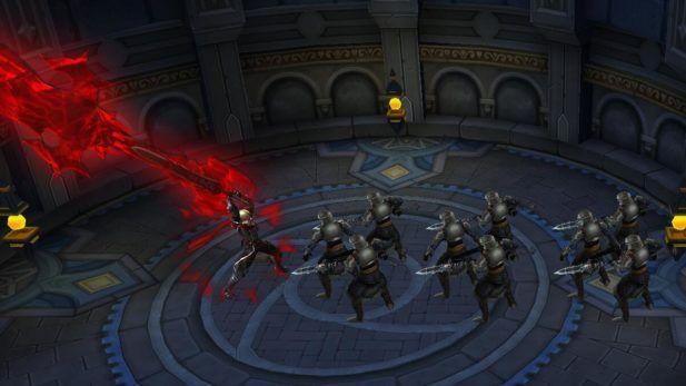 Demon Hunter: The Cursed Blood
