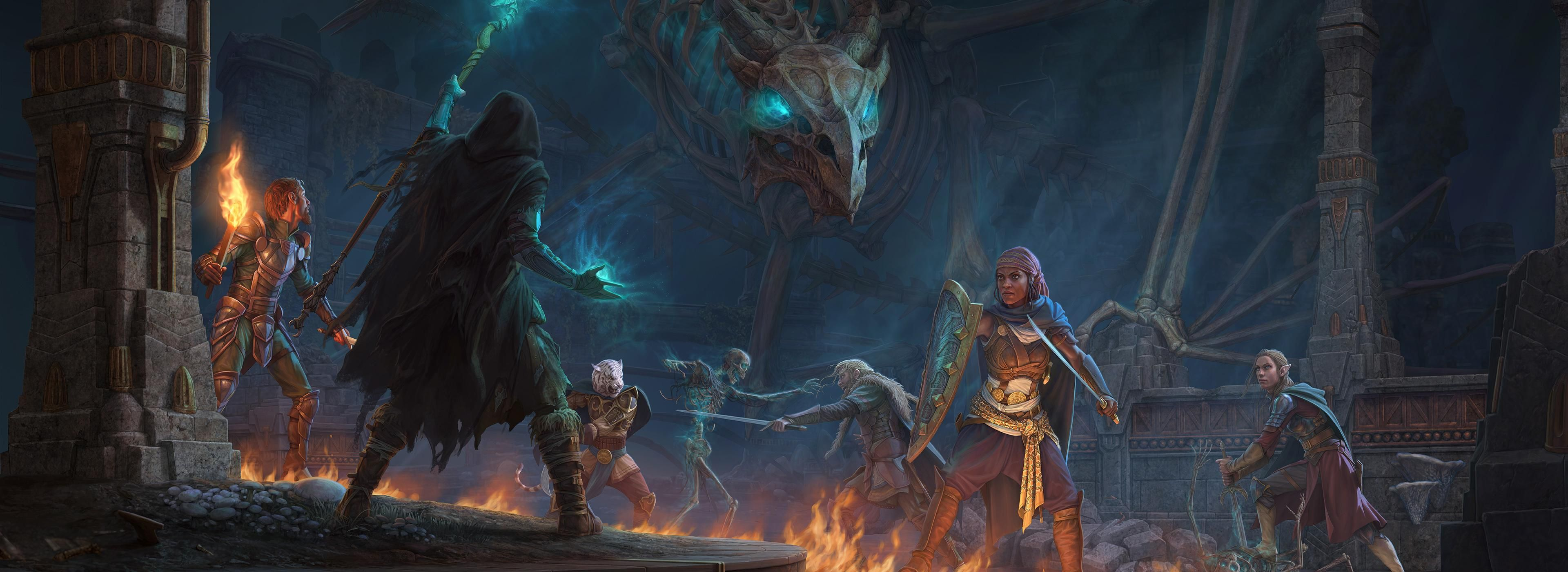 ESO Fang Lair Dungeon Guide - MMOGames com
