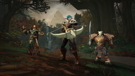 battle for azeroth classes