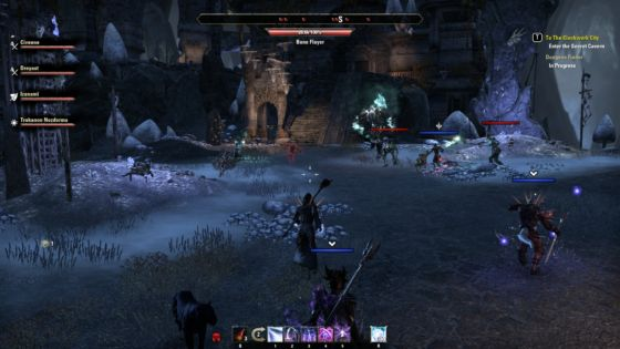 fang lair mobs ESO Fang Lair Dungeon Guide