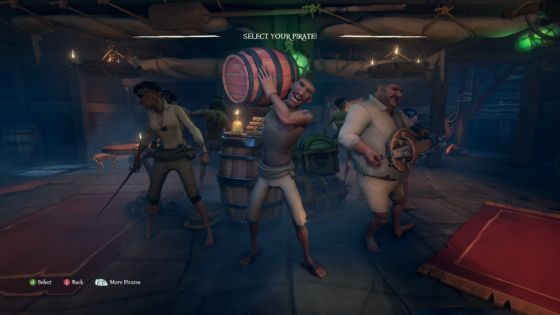 sea of thieves information